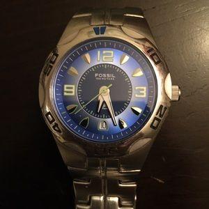 Men's Fossil watch. AM 3731 model.
